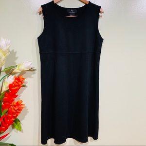 Lennie for Nina Leonard Black Dress